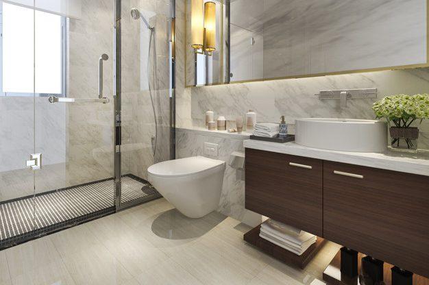 Detergenti professionali per la pulizia del bagno