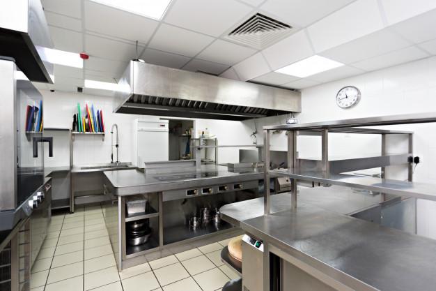 Detergenti professionali per la pulizia della cucina